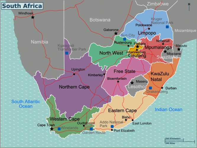 The Languages of South Africa Alpha Omega Translations