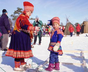 Pite-Saami, an Endangered Scandinavian Language