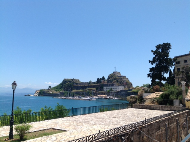 The Corfu Dialects: A Historical Medley