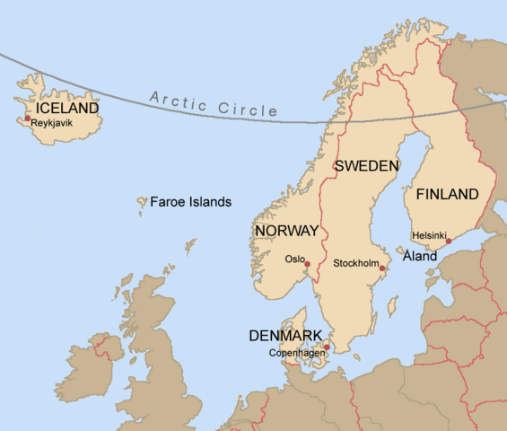 What is the Difference between Nordic and Scandinavian