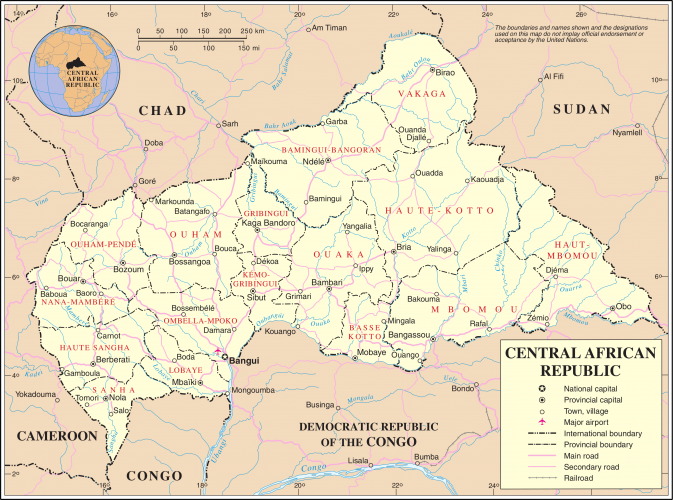 The Sango Language: Three Things to Know