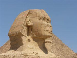 sphinx  egypt langiage