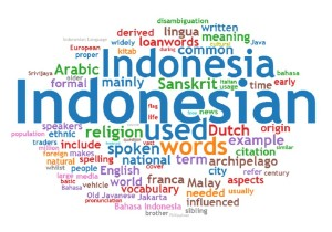 english translate to indonesian