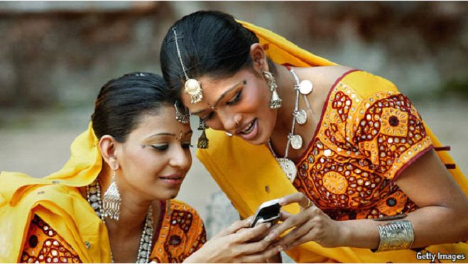 Mobile Language Support in India
