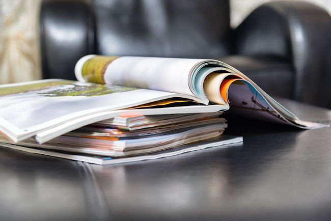 magazines - marketing translation services