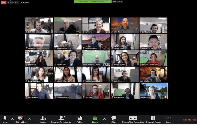 Virtual Remote Interpreting